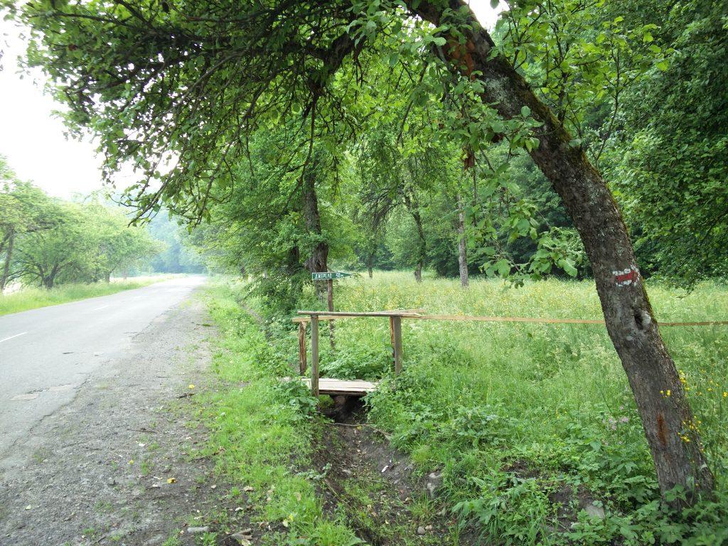 Kárpátaljai túraösvény Sil-Kostrino